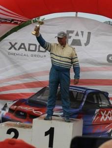 Сергей Коржов. Sinta Rally Team