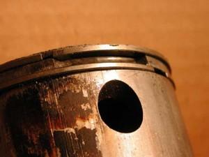 износ деталей двигателя
